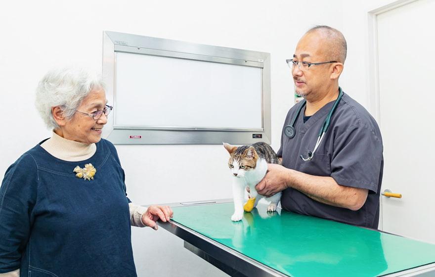 花見川区のホームドクター